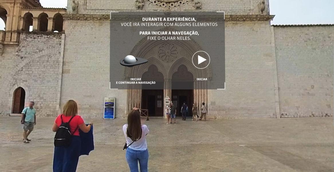San Francesco D'assisi VR 360 Experience