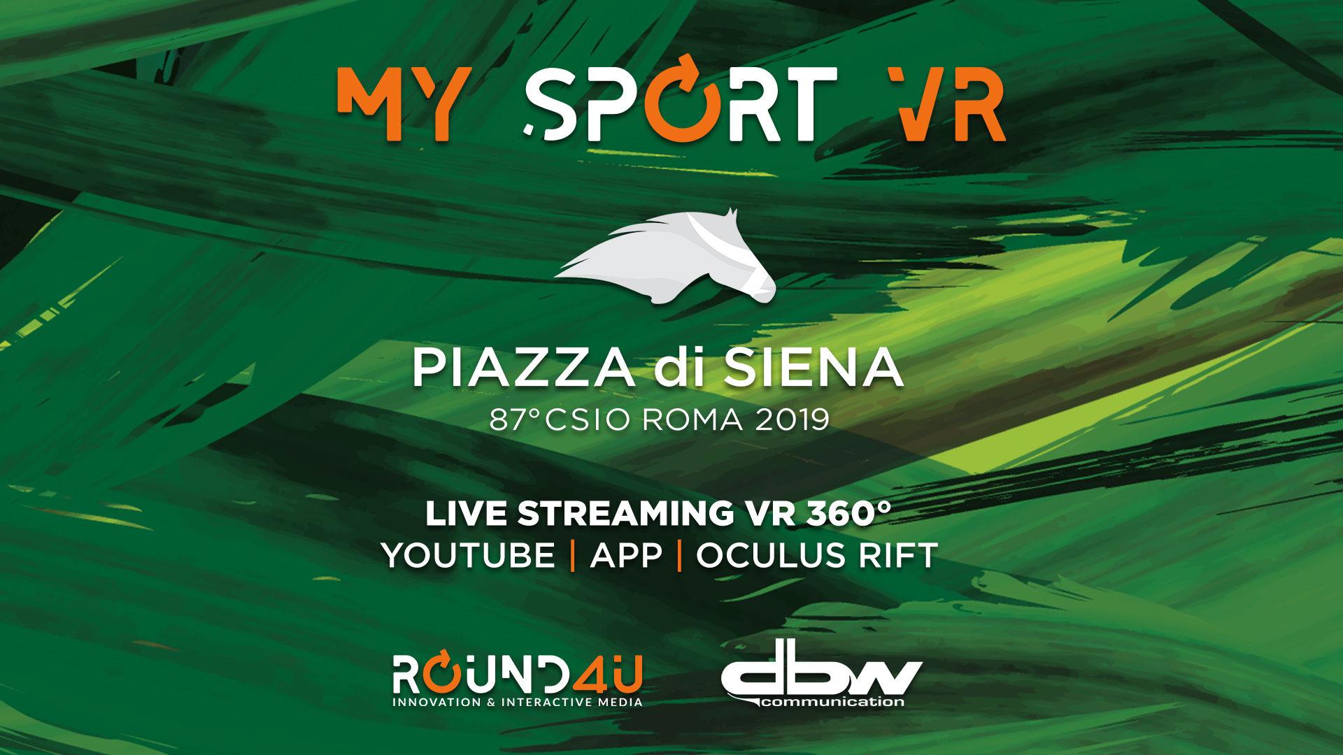 Piazza di Siena VR 360°
